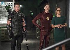 """#TheFlash #Season2 #2x08 """"LegendsofToday"""" Promotional Photos"""