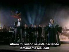Freddie Mercury & Monserrat Caballe - Barcelona (subtítulos)