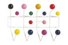 Eames® Hang-It-All Racks - Coat Racks & Wall Hooks - Accessories - Room & Board