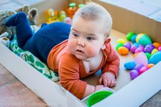 What can my 6-month-old play? | BabyCentre Blog