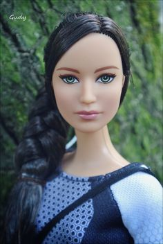 Katniss Everdeen doll, Hunger Games :) photography