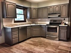Kitchen Makeover with Driftwood | General Finishes Design Center