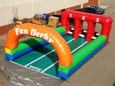 Fun Derby Horse Races! Chicago Party Rentals