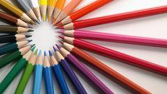 Fullcolor Pencils Background Images HD Wallpaper