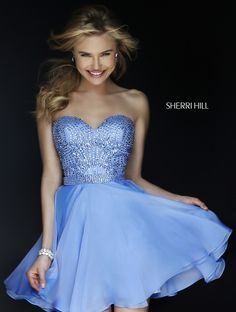 cbecbf1d860 1978 - SHERRI HILL Sherri Hill Short Dresses