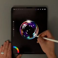 Students who desire to pursue careers in digital design now have more opportunities to formally train and graduate as soon as actual degrees, thanks to … Digital Art Tutorial, Digital Painting Tutorials, Art Tutorials, Pencil Art Drawings, Art Sketches, Bubble Drawing, Bubble Painting, Ipad Kunst, Arte Copic