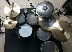 cymbals //;
