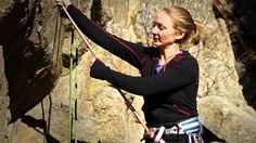 Rock Climbing Basics: Extending a Rappel and autoblock knot