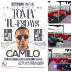 RV ROOFTOP HOWARD BEACH  TOMA TU-ESDAYS
