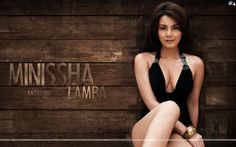 Minissha lamba breast naked realize, told