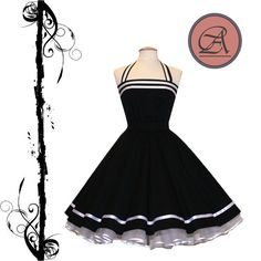 Rockabilly kleid ohne petticoat