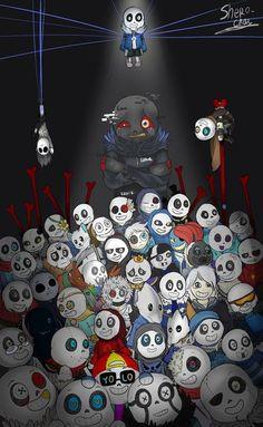 Cute Anime Wallpaper Organizer All Sans Au Undertale Undertale Au Undertale Comic