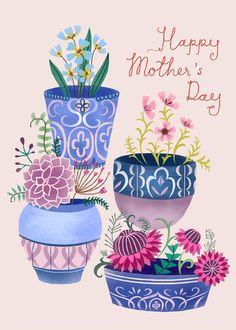 Leading Illustration & Publishing Agency based in London, New York & Marbella. Happy Mothers Day Wishes, Happy Mother Day Quotes, Happy B Day, Mothers Day Cards, Birthday Greetings, Birthday Wishes, Birthday Cards, Happy Birthday, Greeting Cards