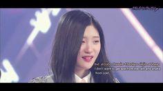 I.O.I (아이오아이) - Downpour(소나기) Piano Ver. with lyrics