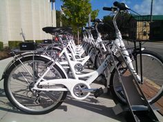 Zagster Bike Share is available in 3 locations in Aurora: Santori Public Library, City Hall and the Aurora Transportation Center. Enjoy the FREEDOM!