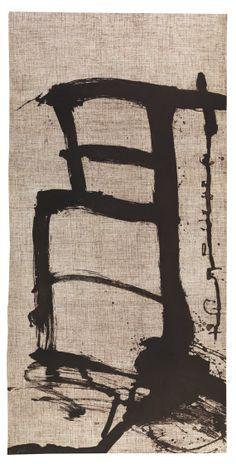 Antoni Tapies, 1990