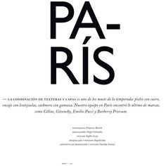 """""""Paris"""" Eleonora Anna Baumann Gabrielle Barr (Viva Paris) by Francesco... ❤ liked on Polyvore featuring text, words, backgrounds, quotes, fillers, articles, magazine, headline, phrase and saying"""
