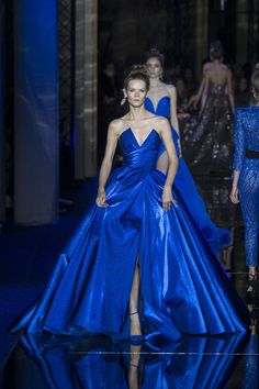 Zuhair Murad Couture, Spring 2017 - I want this dress badly.  Couture's Most Beautiful Spring 2017 Runway Gowns - Photos