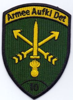 Army Aufkl Der 10 Special forces & grenadiers