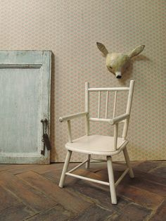vintage kids furnitures , designer, lovely and curious things for adults and for kids. Estilo Shabby Chic, Kids Decor, Home Decor, Bedroom Vintage, Baby Bedroom, Take A Seat, Fashion Room, Happy Kids, Toddler Toys