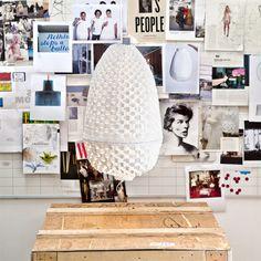 Lamp Petit Trianon Paper Lamp