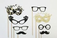 photobooth - funny glasses