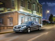 Седан Mercedes-Maybach S класса 2016 / Мерседес-Майбах S класса 2016