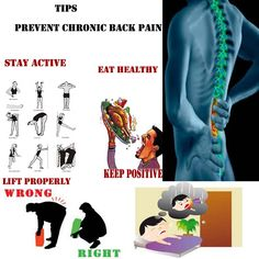 Tips To Prevent Chronic Back Pain