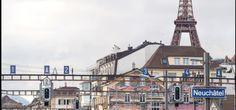 Trois liaisons quotidiennes  Paris/Neuchâtel Neuchâtel/Paris en changeant à Frasne
