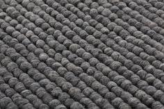 Alfombra rectangular de lana HOOT by GAN By Gandia Blasco