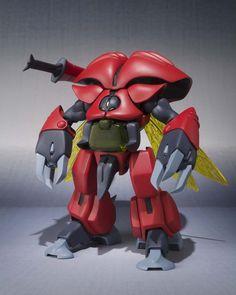 Robot Spirits Aura Battler Dunbine - Drumlo