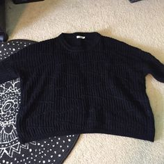 Lf Sweater with Zig Zag Pattern New Never Worn, Perfect Condition LF Sweaters Crew & Scoop Necks