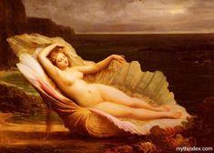 Venus, by Henri Pierre Picou (1824-1895)