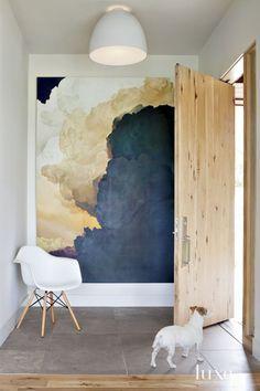 Door, art