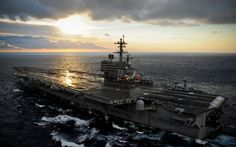 June 14 2014 Breaking News USA Deploying Aircraft Carrier To Persian Gul...