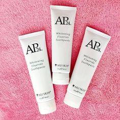 Ap 24 Whitening Toothpaste, Natural Teeth Whitening, Nu Skin, Dental Facts, White Teeth, Dentistry, Beauty Skin, Disney Infinity, Healthy Teeth