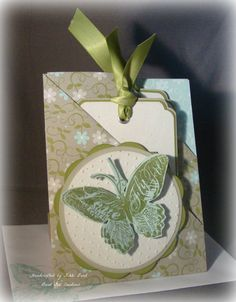 Butterfly  Mom  Mother's Day Card  Thinking