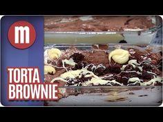 Torta brownie — Receitas