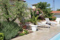 miniature Jardin fleuri, Roquettes, Les Paysages Urbains - paysagiste