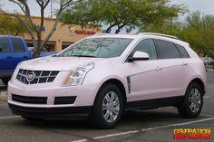 Mary Kay Pink Cadillac