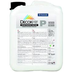 Decorhit P Mélyalapozó - 880Ft – 4990Ft Decorhit P Mélyalapozó Vízbázisú mélyalapozó. Alkalmazása során a termék mélyen behatol a falfelület rétegeibe, ahol kifejti hatását és növeli a felület szilárdságát. Használata csökkenti az abszorpciót és így javítja a felület egyenletes színezését. Színes diszperziós falfestékek felhordása előtt alkalmazva megakadályozza a foltosodást. Alkalmazási területek: Diszperziós falfestékek és diszperziós nemes-vakolatok felh