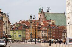 Cidade Velha, Varsóvia. Foto: Alexander Baxevanis