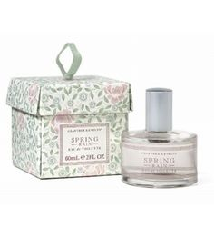 one of my favorite Crabtree & Evelyn scents--and of course it looks like they've basically discontinued it. : (