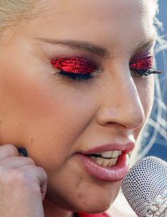 Everyone Thought Gaga Nailed The National Anthem At Super Bowl 50