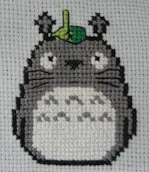 Stitch by ~Nyukaa.Totoro Cross Stitch by ~Nyukaa.Cross Stitch by ~Nyukaa.Totoro Cross Stitch by ~Nyukaa. Kawaii Cross Stitch, Geek Cross Stitch, Cross Stitch Bookmarks, Mini Cross Stitch, Cross Stitch Borders, Cross Stitch Designs, Cross Stitching, Cross Stitch Embroidery, Embroidery Patterns