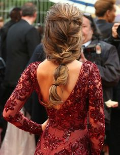 cheryl-cole-cannes-2013-2 somehow all pulled together almost boho evening pretty