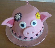 Varkenstaart voor Floortje Cake, Desserts, Food, Tailgate Desserts, Deserts, Food Cakes, Eten, Cakes, Postres