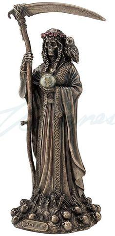 Santisima Muerte Statue