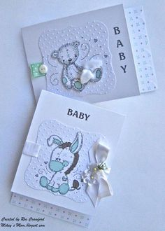 Sweet Baby Cards