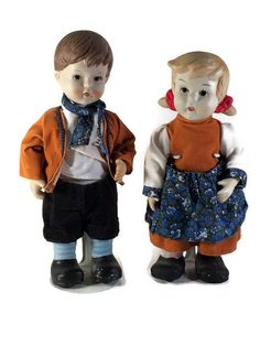 One of the favourites in my shop : Vintage Bisque Dolls - Alpine Boy & Girl Dolls with Kaiser Stand - Hummel Series Chadwick-Miller https://www.etsy.com/listing/400606717/vintage-bisque-dolls-alpine-boy-girl?utm_source=crowdfire&utm_medium=api&utm_campaign=api